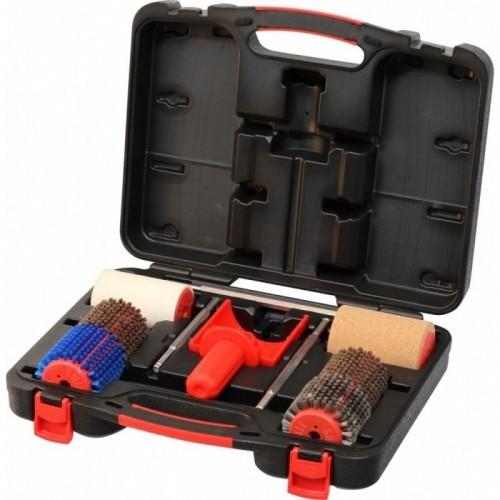 XC Roto Brush Box Swix Skiwachs (BUERSTEN)